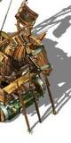 Trojan horse - Settler IV